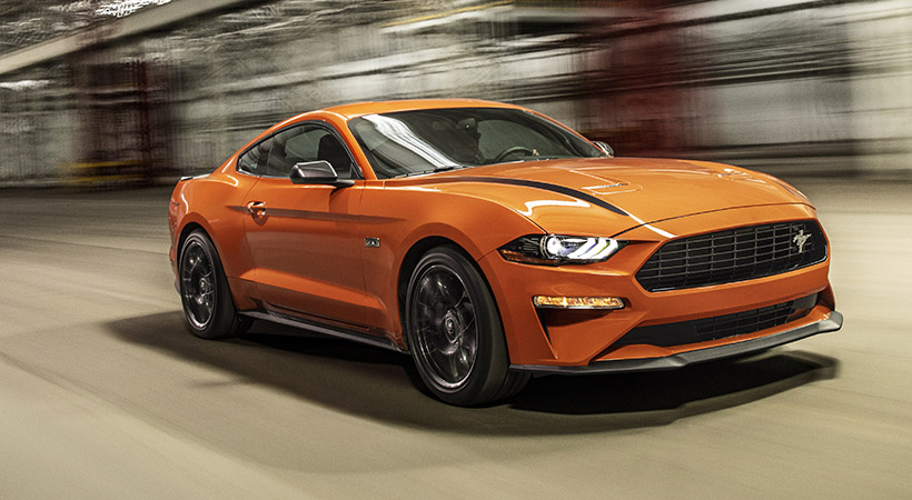 Ford Mustang 2020 con Performance Package