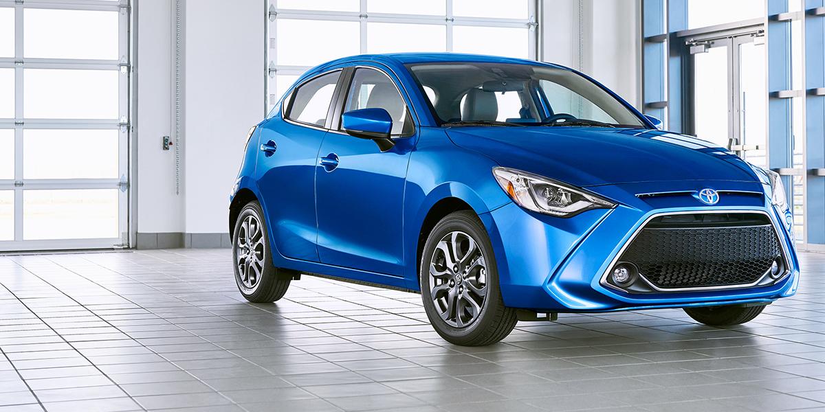 Toyota Yaris Hatchback 2020
