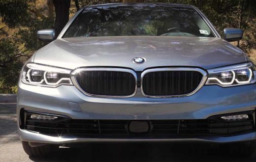 BMW 530e XDrive iPerformance 2018, toma de contacto