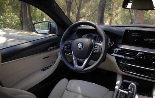 BMW 530e XDrive iPerformance, conectividad a bordo