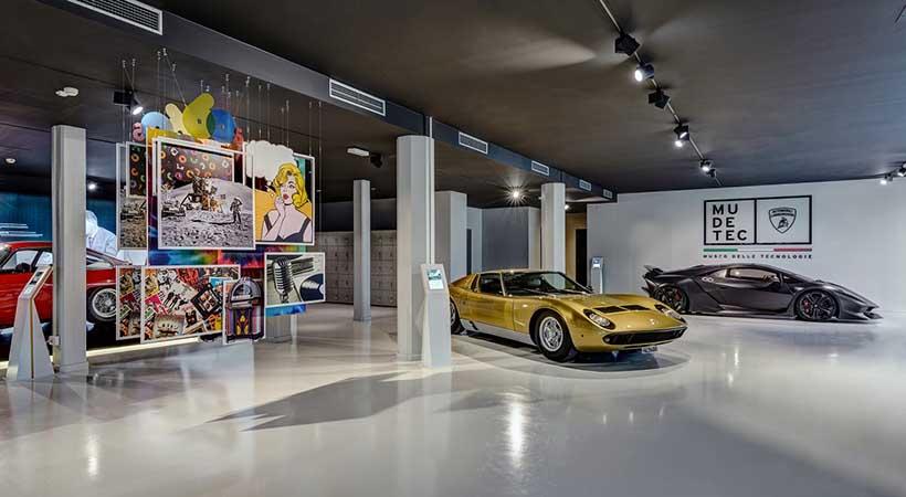 Museo Lamborghini Mudetec