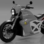 Evoke 6061, la moto eléctrica que se recarga en 15 minutos