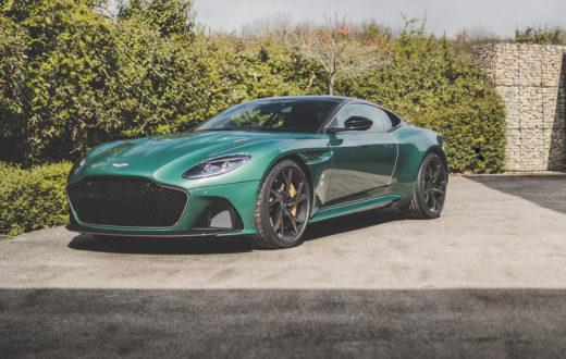Aston Martin DBS 59, en honor al 1-2 en Las 24 Horas de Le Mans