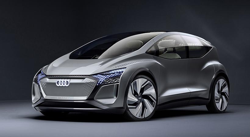 Audi AI:ME visión del futuro en el Auto Show Shangai