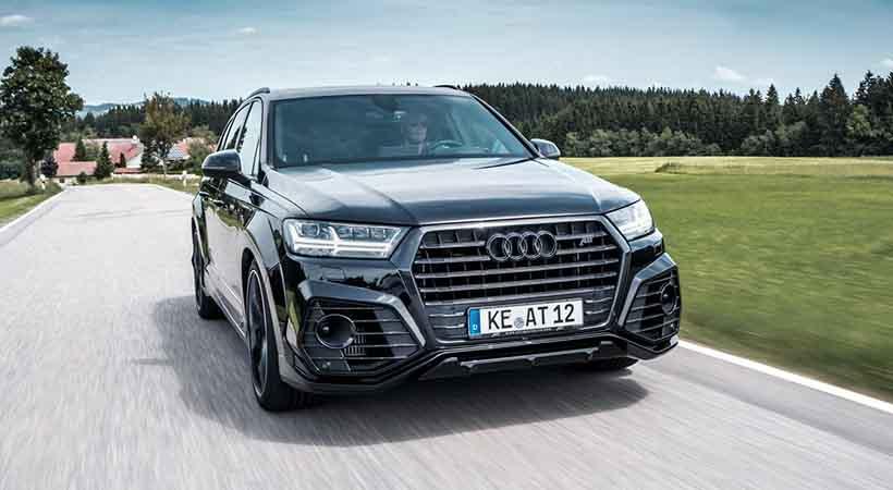 Audi Q7 TDI por Abt