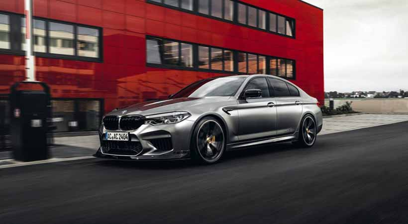 BMW M5 by AC Schnitzer