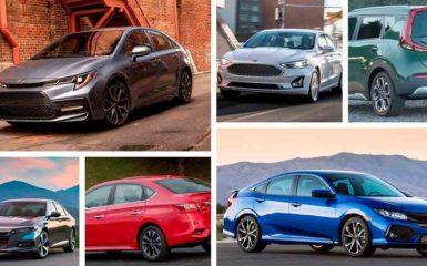 Autos más vendidos marzo 2019, regresan Chevrolet y Ford