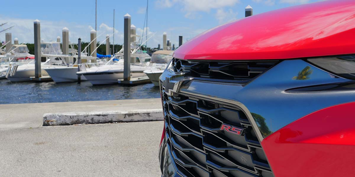 Chevrolet Blazer RS AWD 2019