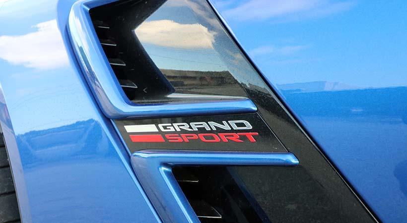 Chevrolet Corvette Grand Sport 2019