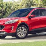 Ford Escape 2020, la SUV compacta se renueva por completo