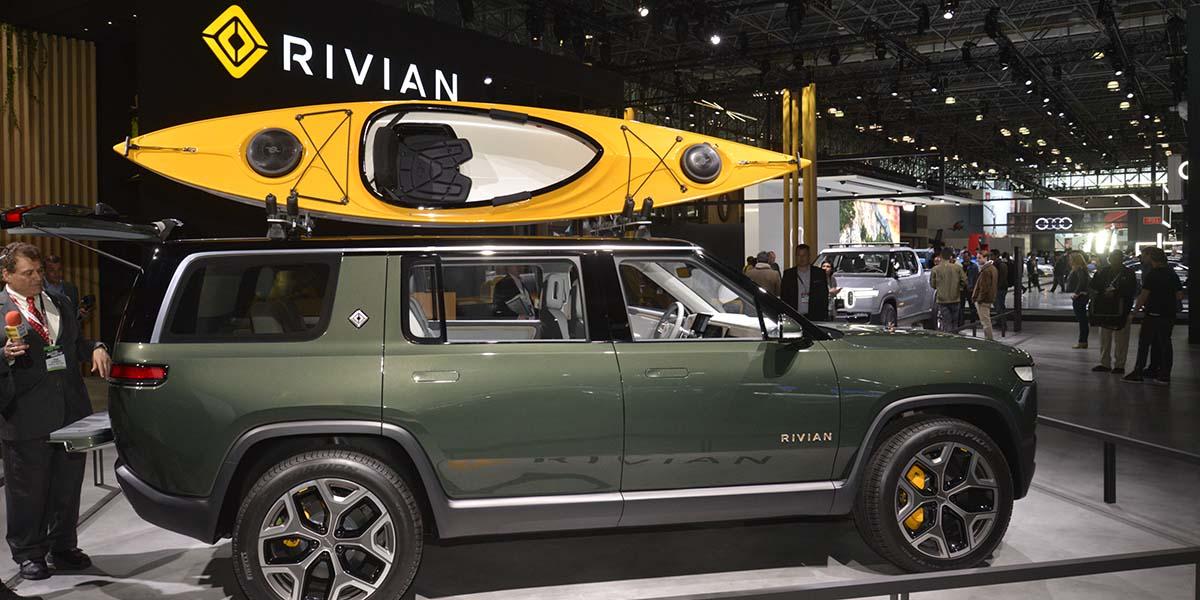 Alianza Ford-Rivian