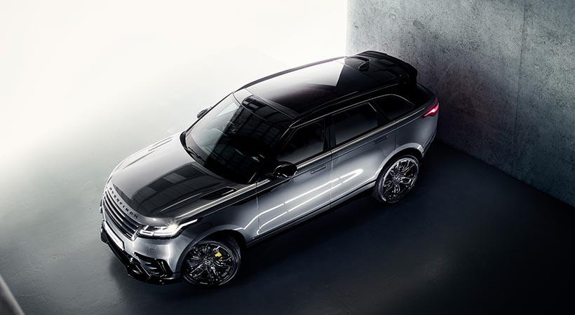 Overfinch Range Rover Velocity, tuning británico de altos vuelos