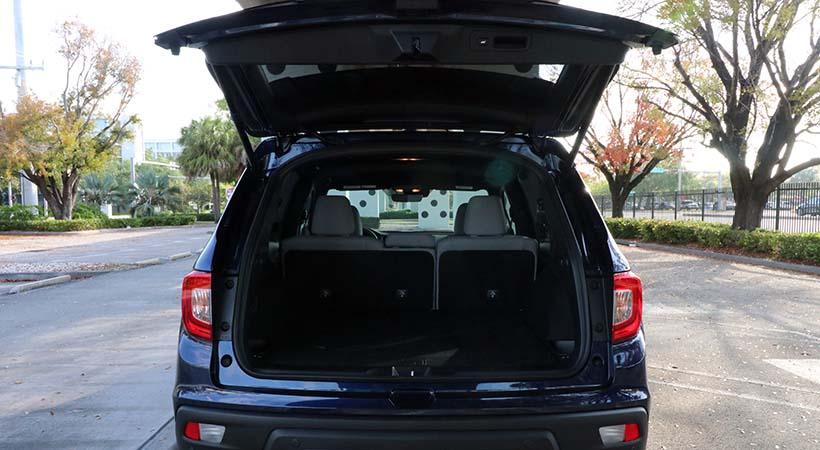 Test Drive Honda Passport Elite AWD 2019