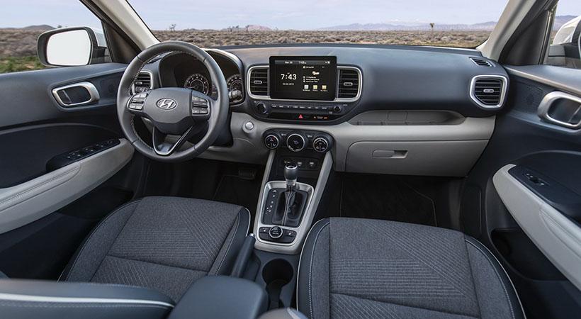 Hyundai Venue, una crossover compacta que llega a Nueva York