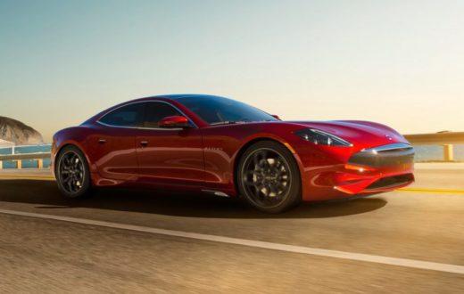 Karma Revero GT, impresionante debut en Auto Show Shangái 2019