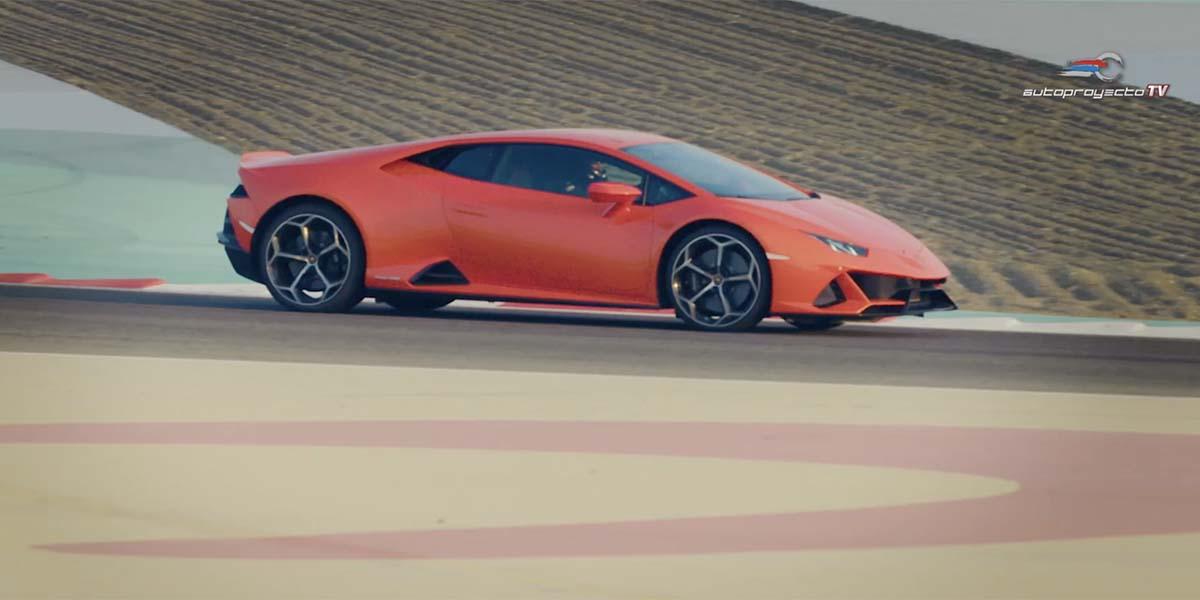 Lamborghini Huracán EVO 2019