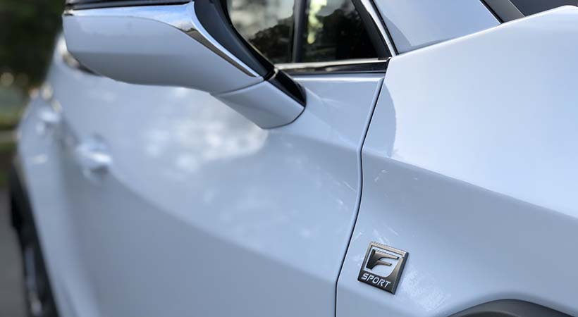 Lexus UX 250 F Sport 2019