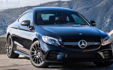 Mercedes-AMG C43 Coupe 2019, primer contacto en video