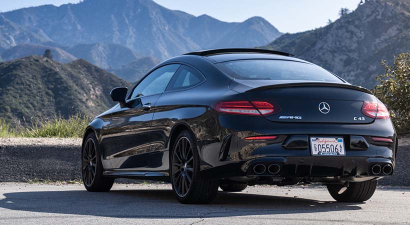 Mercedes-AMG C43 Coupe 2019