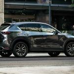 Mazda CX-5 Signature, premium y diesel se juntan en Nueva York