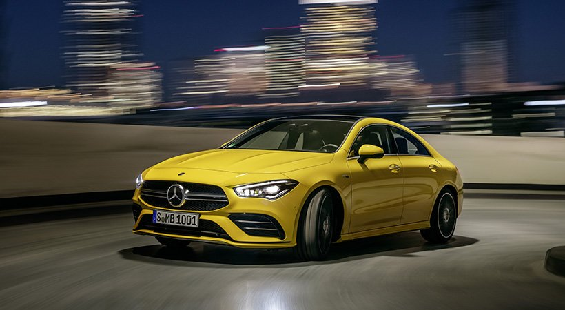 Mercedes-AMG CLA 35 4MATIC 2020