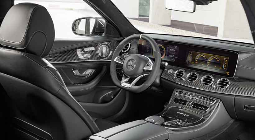 Mercedes-AMG E63 S Wagon 2019