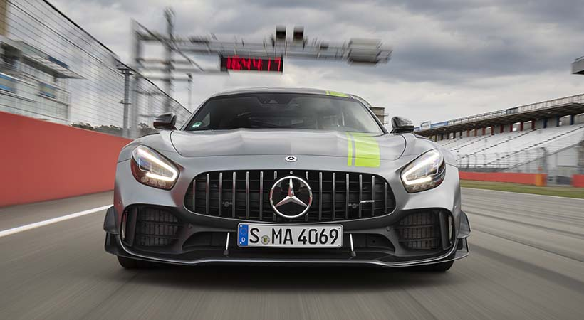 Mercedes-AMG GT Pro 2020