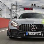 Mercedes-AMG GT Pro 2020, más cerca de las pistas con 577 HP