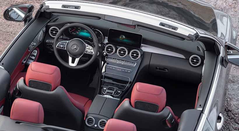 Mercedes-Benz C 300 Cabriolet 2019
