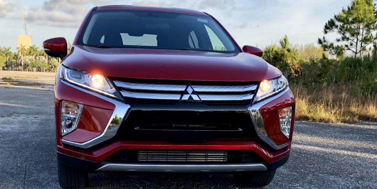 Test Drive Mitsubishi Eclipse Cross 2019; crossover con legado deportivo