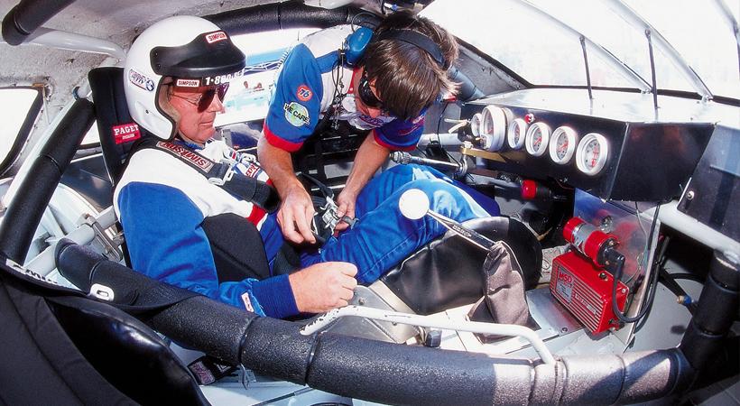 curiosidades de NASCAR