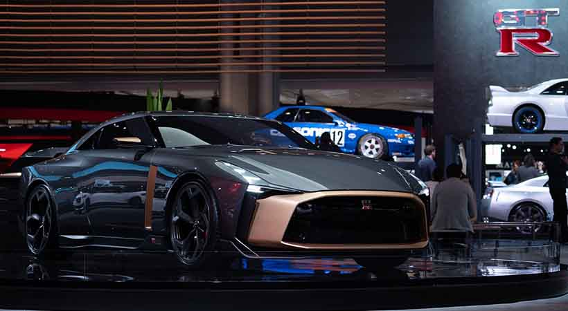 Video Nissan GT-R50 By Italdesign