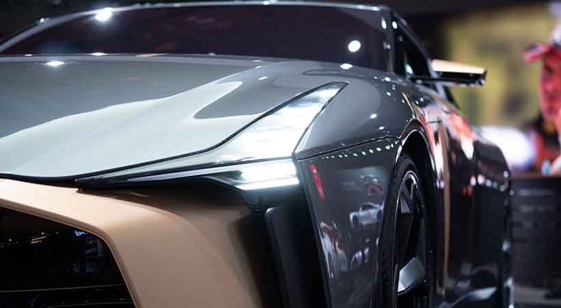 Video, Nissan GT-R50 By Italdesign