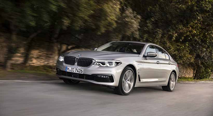 BMW 530e XDrive iPerformance 2018, seguridad