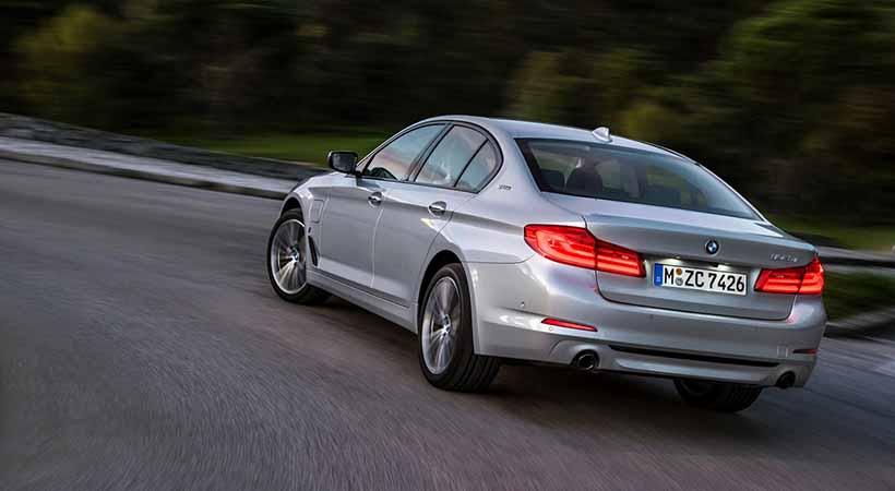 BMW 530e XDrive iPerformance 2018, toma de contacto