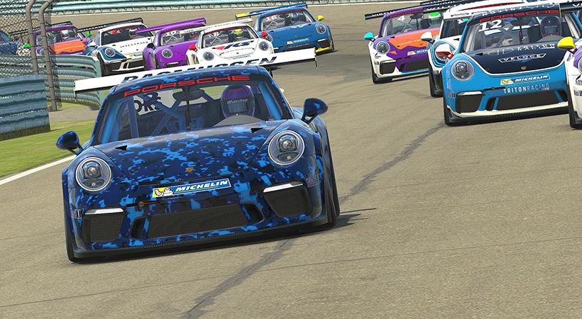 Porsche Esports Supercup 2019