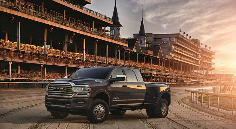 Ram Kentucky Derby Heavy Duty 2019