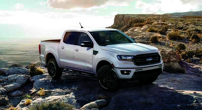 Ford Ranger Black Appearance 2020