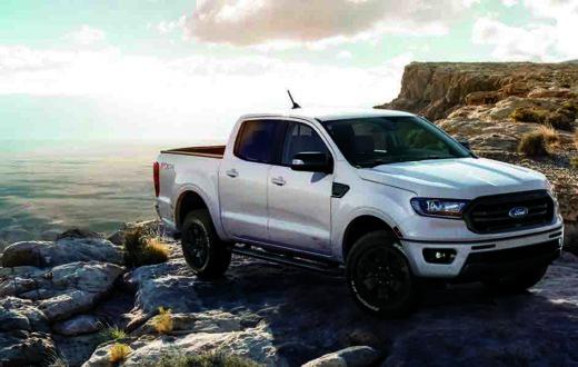 Ford Ranger Black Appearance 2020, paquete especial por $1,995