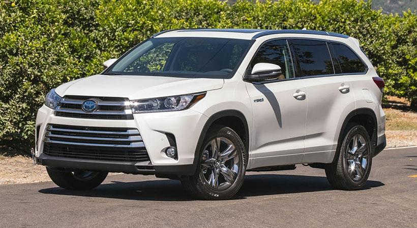 SUV más vendidos marzo 2019, el mes de las caídas