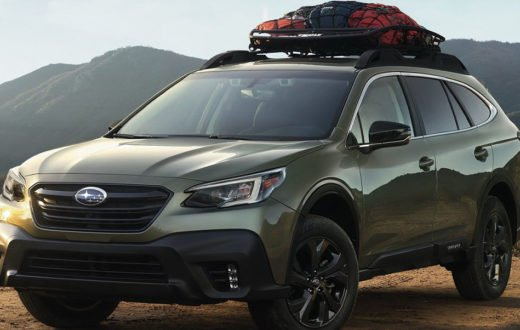 Subaru Outback 2020, potencia turbo y mayor tecnología