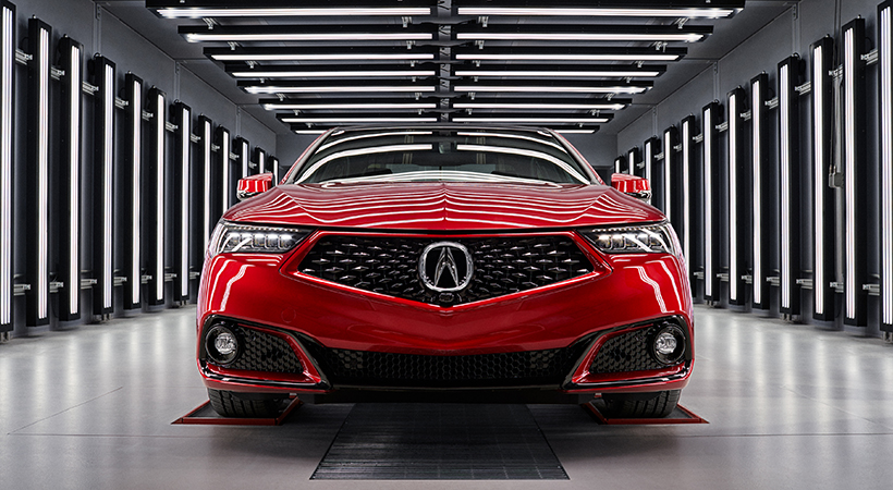 Acura TLX PMC Edition 2020 hecho a mano