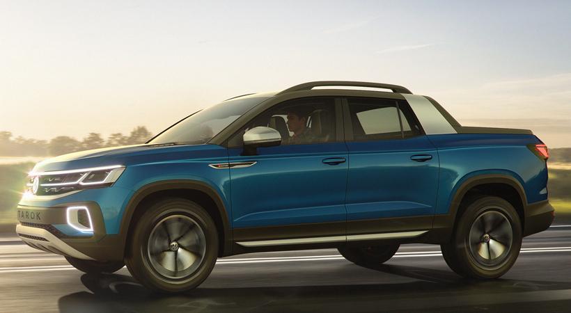 Volkswagen Tarok y su debut americano en Nueva York