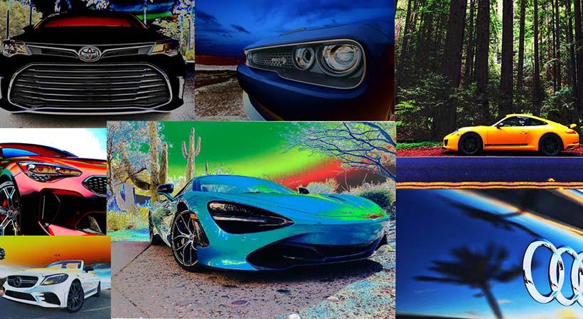 Video Autos 2019-2020 como Obra de Arte #Yesfilter
