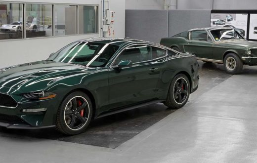 Ford Mustang 2018 el deportivo más vendido del mundo