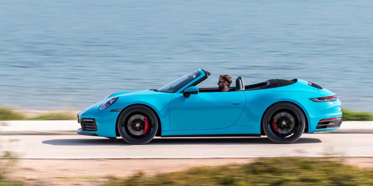 Dieta Porsche 911 Cariolet 2020