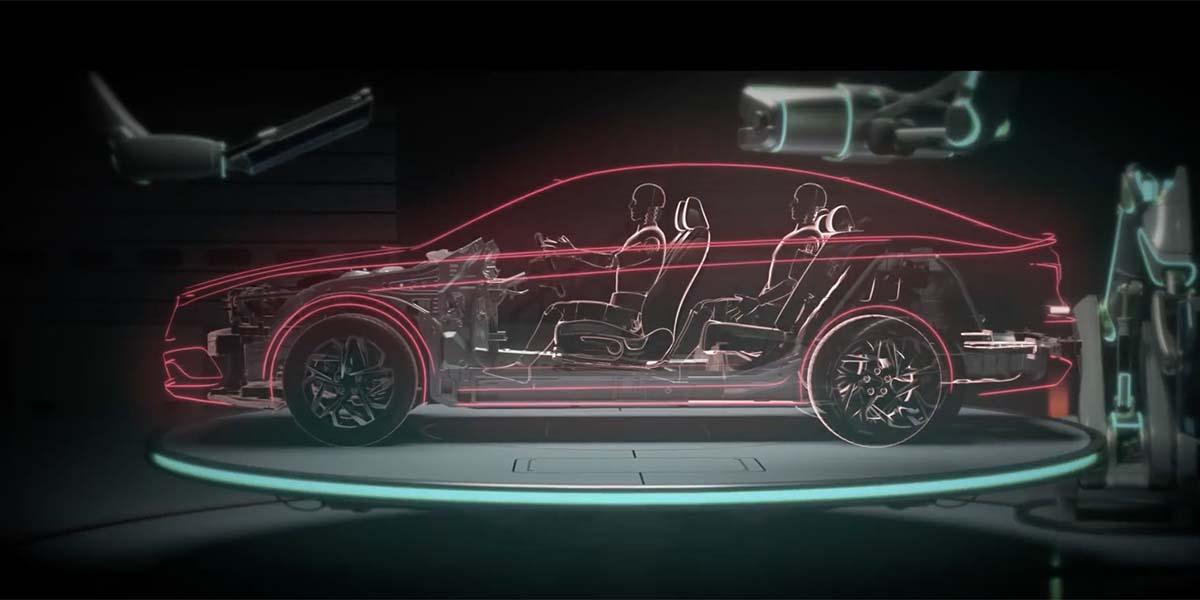 Video radiografía plataforma Hyundai