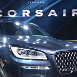Debut Lincoln Corsair 2020