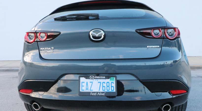Mazda6 Hatchback Premium 2019