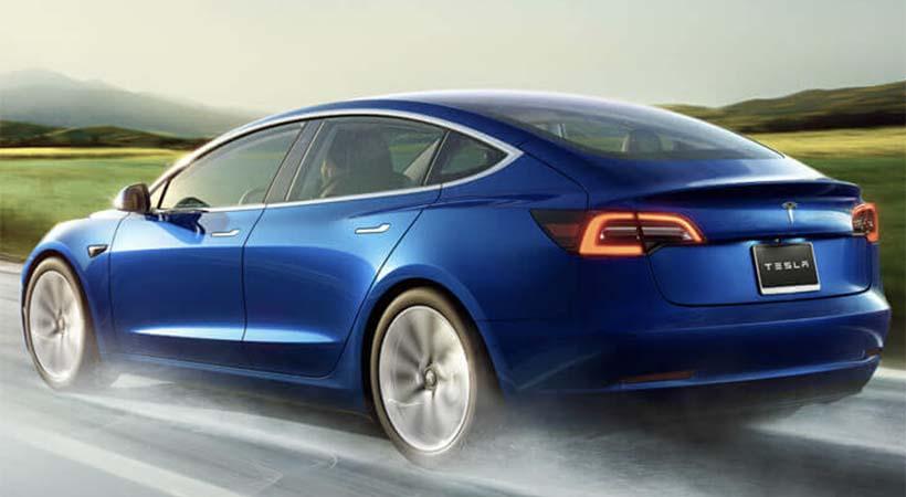 Récord de pérdidas Tesla